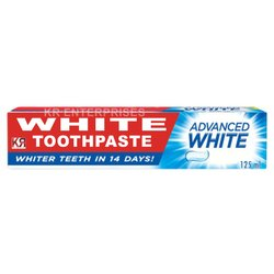 Advanced White Toothpaste