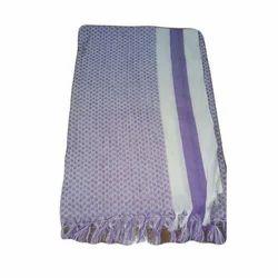 Purple And White Kitchen Hand Towel