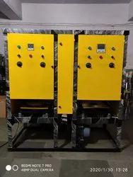 Fully Automatic Pattal Dona Making Machine