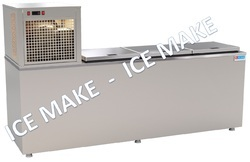Deep Freezer Type Ice Cream Hardener