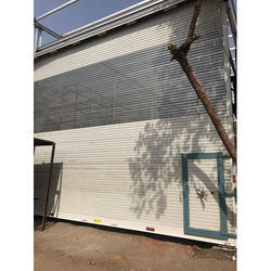 Metal Wicket Door Rolling Shutter
