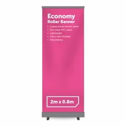 Roll Banner Printing Service