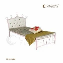 CB 151 SADA STAINLESS STEEL BED