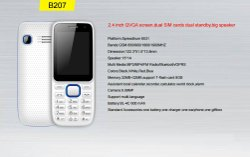 OEM Feature Phone