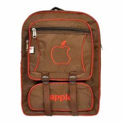 Famous Nylon School Backpack