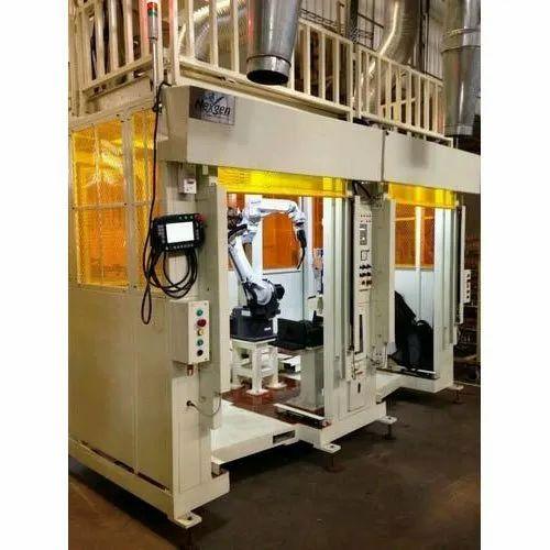 MIG Welding Robot System