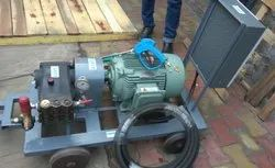Cold Water High Pressure Cleaner Single Phase