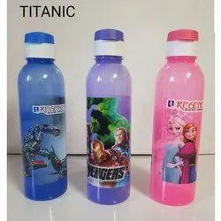 Multicolor Regency Fridge Bottle, Size: 1 Ltr., Model Number: Titanic