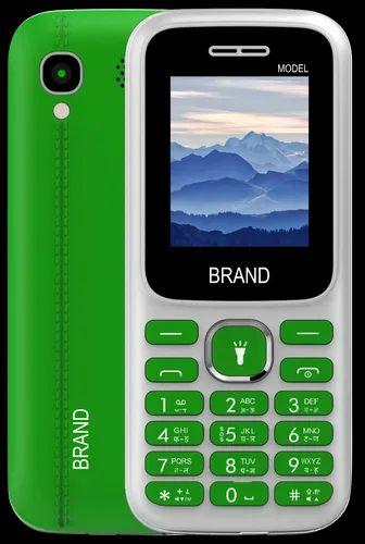 1.8 Inch Budget Multimedia Bar Phone / Feature Phone / Keypad Phone