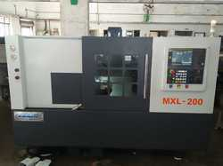 CNC Turning Center Model Mxl-200 (Dia 200mm x l 500mm)