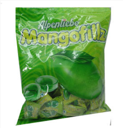 Alpenliebe Mangofillz Candy, Pack Size (gram): 270gm, Packaging Type: Packet