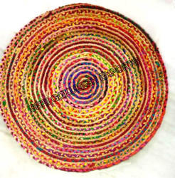 Multi Braided Rugs