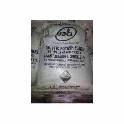GACL Caustic Potash Flakes