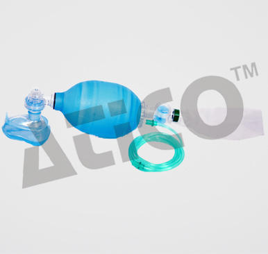 ATICO Adult Silicone Resuscitator, AM-6451 , for Hospital