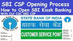 State Bank Of India CSP (Customer Service Point)