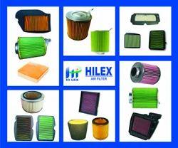 Hilex Twister Two Wheeler Air Paper Filter