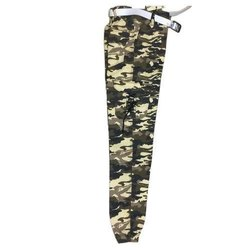 Mens Cotton Cargo Pant