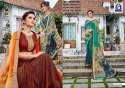 Rachna Georgette Soumya Catalog Saree Set for Woman