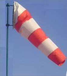 Wind Sock with reflective tape