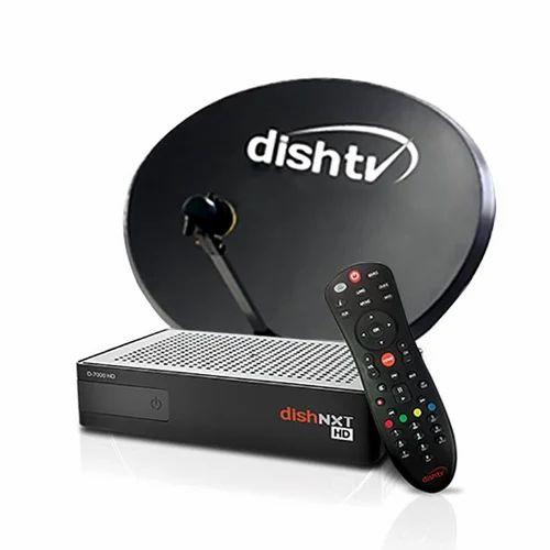 Dishtv Nxt Hd Recorder Set Top Box With 12 Month Popular Hd Club