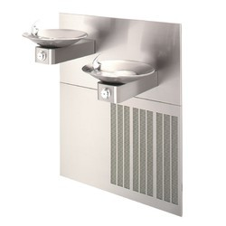 H1011.8 Chilled Dual Wall Mount Water Fountain