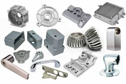 Silver High Pressure Die Casting, Rs 500 /kg Gravity Cast Private Limited |  ID: 1645270973