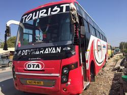 Bus On Hire For Travel