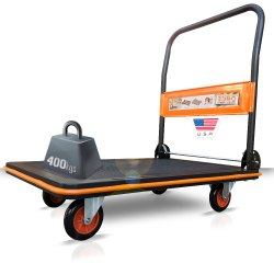 Euro M Series Portable Trolley 900 x 610 mm Made in USA - Heavy Duty