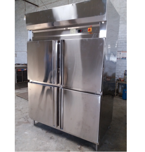 Stainless Steel Commercial Refrigerator, Rs 85000 /piece