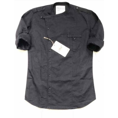 b93d2495 Mens Designer Shirt - Mens Designer Black Shirt Manufacturer from ...