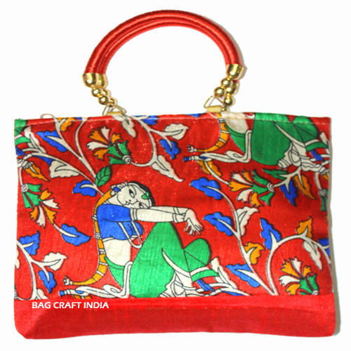 dd3bffc38d34c Manufacturer of Handbag & Shagun Gift Envelopes by Bag Craft India ...