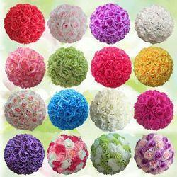 Decorative Round Artificial Flower