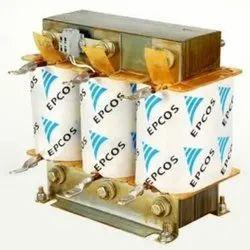 EPCOS 7 % Detuned Reactor