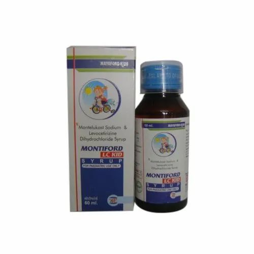 Pharmaceutical Syrup - 100 ML Atirex Syrup Wholesale Trader