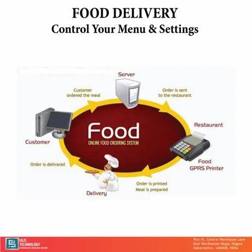 Food Delivery Application Software in Wardhaman Nagar Colony
