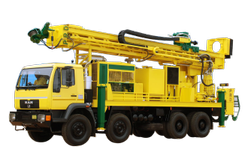 Water Well Drilling Rigs Truck