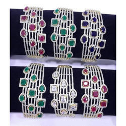 Pearl Designer  Bangles
