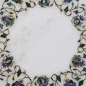 New Design Marble Dining Table Top