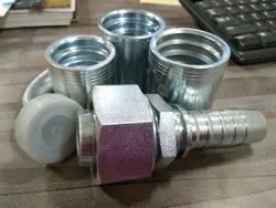 Hydraulic 4SH Spiral Wire Fitting