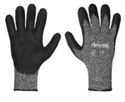 Cut Safe Hppe Nitrile Glove, Model Number: Tf-n5