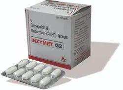 Glimepiride 2mg & Metformin HCL (ER) Tablets