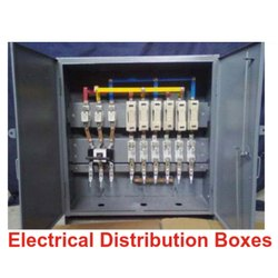 SUPER PRINCE Electrical Distribution Boxes