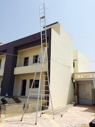 Aluminium Self Supported Extension Ladder