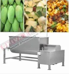 Mango Pickle Processing Machinery