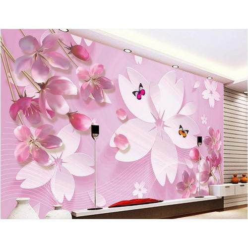 5d Wallpaper Customized Wallpaper Wholesale Trader From