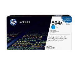 Hp Ce251a Cyan Toner Cartridges