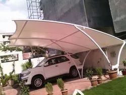 FRP Tensile Fabric Shed