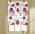 Cotton Printed Window Curtain