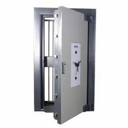 Mild Steel Strong Room Door