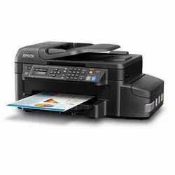 Colored Epson L655 Multifuntion Auto Duplexing Printer